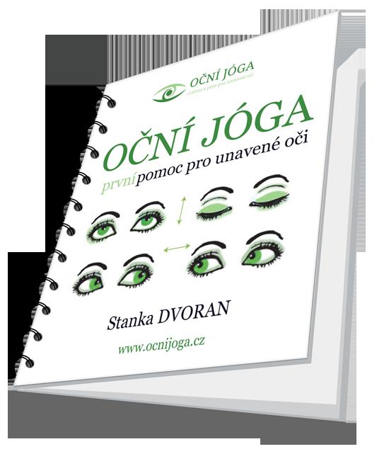 Oční jóga První pomoc pro unavené oči zdarma